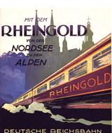 Rheingold affiche   Foto: Sammlung H�nem�rder