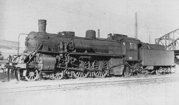 S9 locomotive