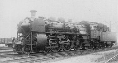 Locomotive BR 18 484
