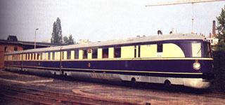 SVT trainset type 'Leipzig', on the photo SVT 137 234 standing in Bw Leipzig Hbf S�d