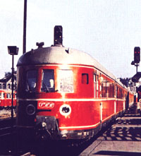 VT 07.5 in service as TEE train