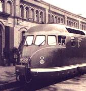 De VT 08.5 in dienst als TEE trein